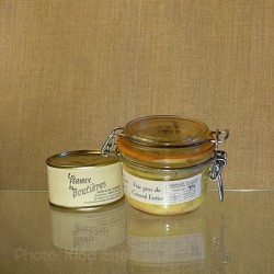 Foie gras de canard 130 gr