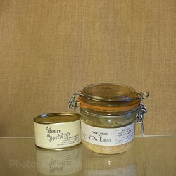 Foie gras d'Oie 200 gr