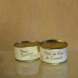Pâté de foie gras d'oie 200 gr