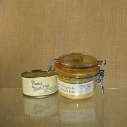 Foie gras de canard 200 gr